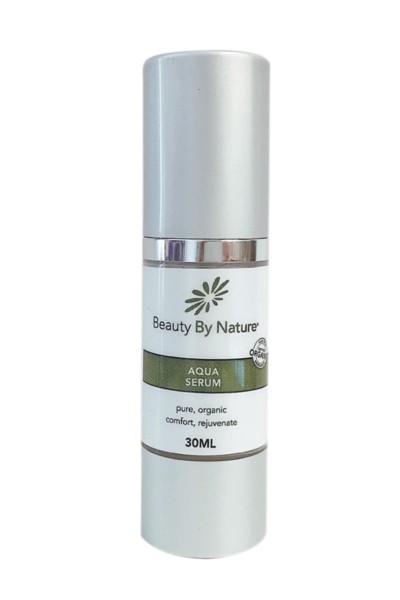 Aqua Serum comforts stressed skin