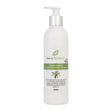 Lemon Myrtle Super Rich Body Lotion
