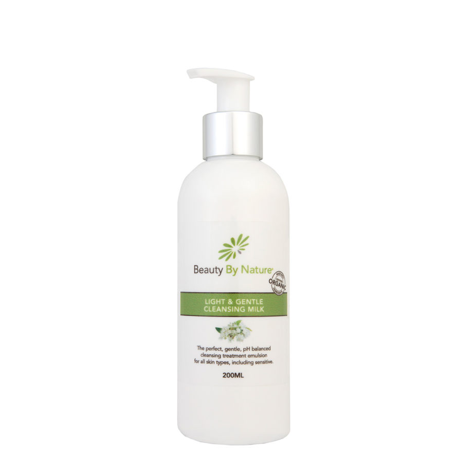 Light and Gentle Cleansing Milk