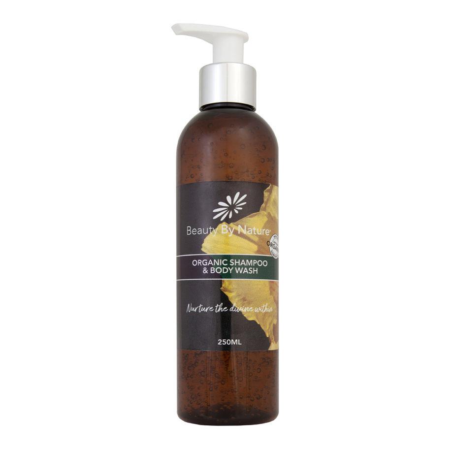 Organic Shampoo & Body Wash